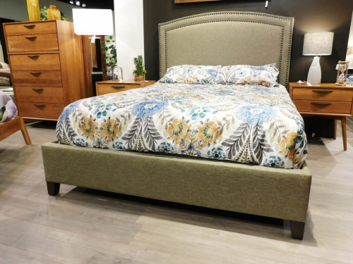 Gabrielle Fully Upholstered Bed