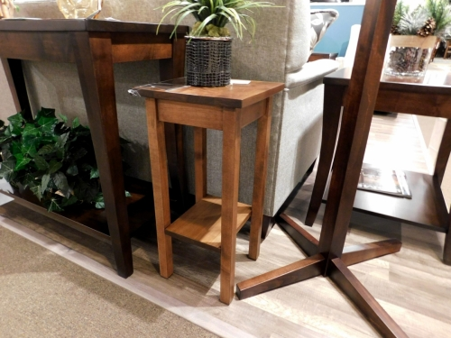 "24"" Shaker Plant Stand"