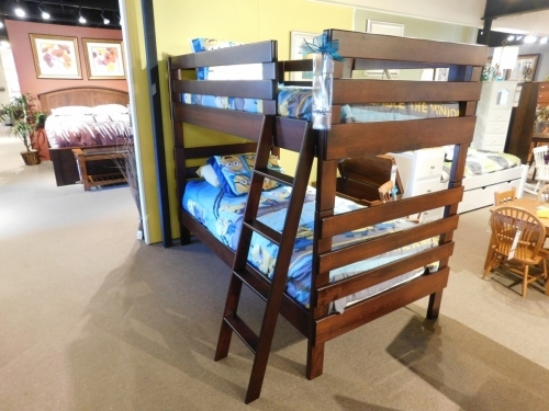 J Miller - KC Twin Over Twin Bunk Beds