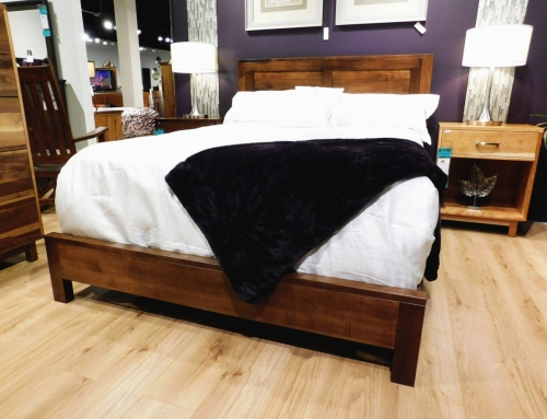 Dulaney Bed with Low Footboard