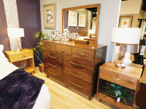 Dulaney Dresser and Mirror