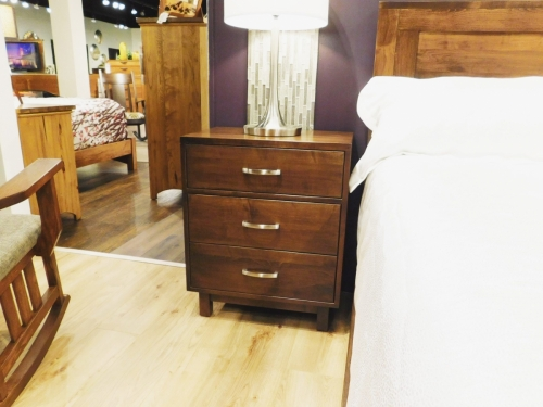 Dulaney 3-Drawer Nightstand