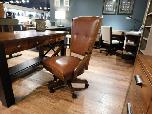 Berkshire Arm Desk Chair