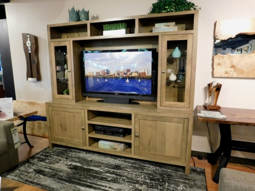 Capital Square 2-Piece Entertainment Center