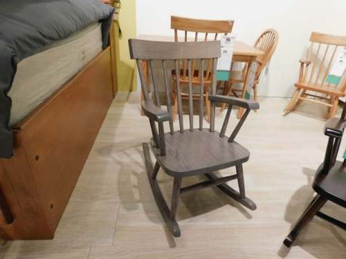 Child's Comback Rocker