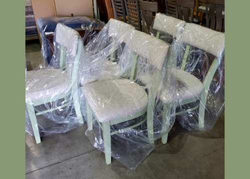 Emerson Chairs in Specialty Paint Color