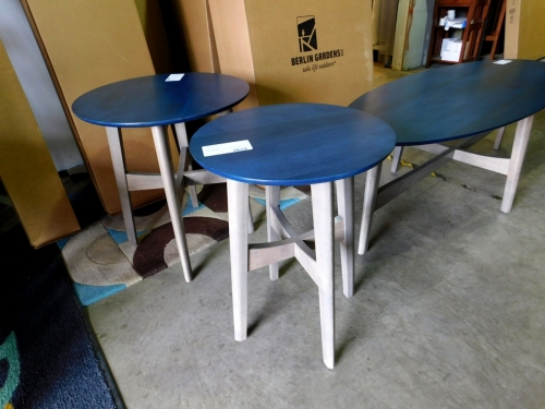 "18"" Lodi Round End Table"