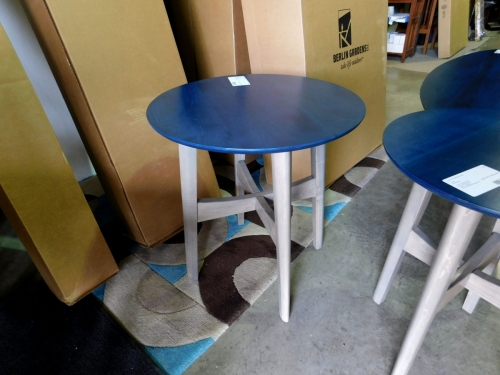 "22"" Lodi Round End Table"