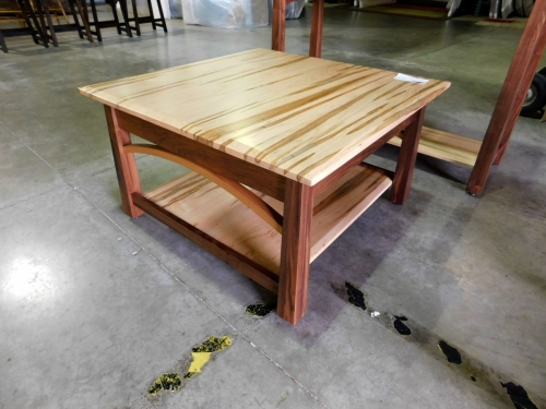 Madison Bow Custom Sized Coffee Table