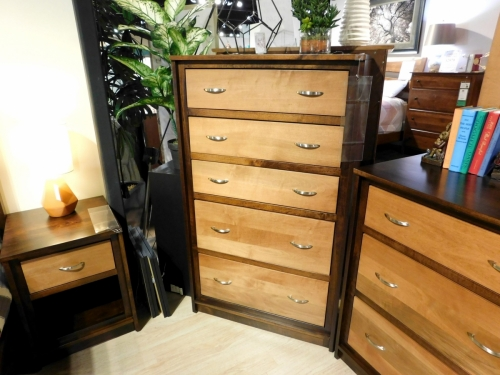 Mission 5-Drawer Chest