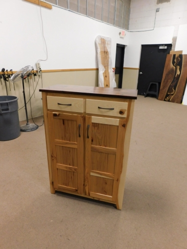 Jelly Cabinet with 2 Drawers