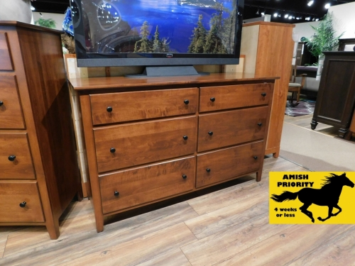 Shoreview Small  Dresser