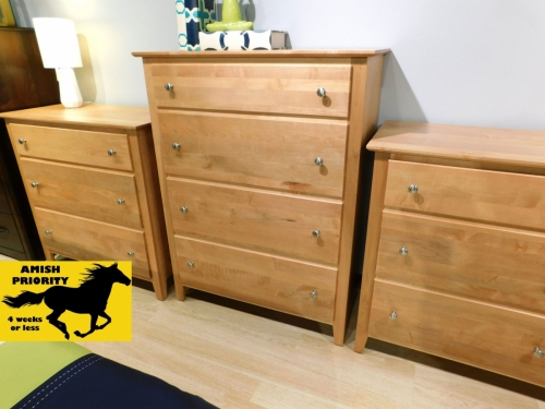 Shoreview 4-Drawer Chest