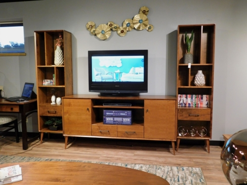 South Shore Entertainment Wall Unit