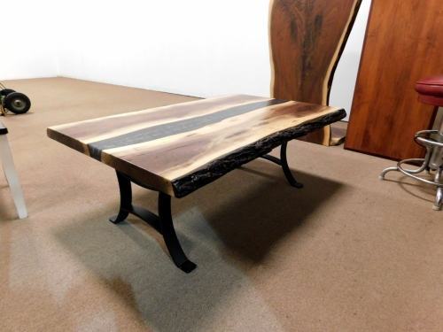 SOLD - Tungsten Resin Coffee Table