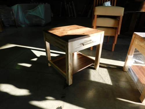 Village Manor End Table